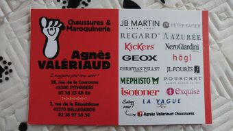 Logo Chaussures & Maroquinerie